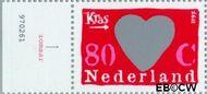 Nederland NL 1709i  1997 Kraszegels 80 cent  Gestempeld