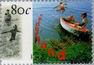 Nederland NL 1727  1997 Holland Promotion 80 cent  Gestempeld