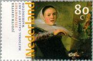 Nederland NL 1828  1999 Nederlandse kunst 17e eeuw 80 cent  Gestempeld