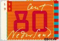Nederland NL 1837  1999 Voor uw brieven 80 cent  Gestempeld