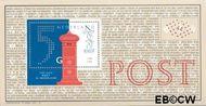 Nederland NL 1841  1999 Nationaal Postbedrijf  cent  Gestempeld