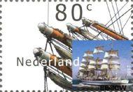 Nederland NL 1917  2000 Sail 2000 80 cent  Gestempeld