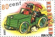 Nederland NL 1920  2000 Strippostzegels- Sjors en Sjimmie 80 cent  Postfris