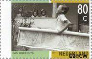 Nederland NL 1966  2001 Tussen twee culturen 80 cent  Gestempeld