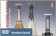 Nederland NL 1978  2001 Nieuwe kunst 80 cent  Postfris