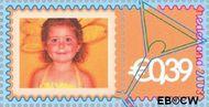 Nederland NL 2175  2003 Persoonlijke postzegels- feest 39 cent  Gestempeld