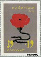 Nederland NL 2255  2004 Bloem en kunst 39+19 cent  Postfris