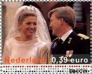 Nederland NL 2274  2004 Koninklijke Familie (III) 39 cent  Gestempeld