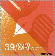 Nederland NL 2284a  2004 Weken van de Kaart 39 cent  Gestempeld
