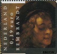Nederland NL 2432  2006 Rembrandt 39 cent  Gestempeld