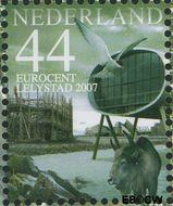 Nederland NL 2516a#  2007 Mooi Nederland- Lelystad  cent  Gestempeld