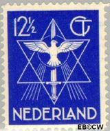 Nederland NL 256  1933 Vredeszegel 12½ cent  Gestempeld