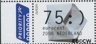 Nederland NL 2570#  2008 CEPT- De Brief  cent  Gestempeld
