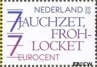 Nederland NL 2656  2009 Muziek in Nederland 77 cent  Gestempeld