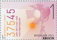 Nederland NL 2798  2011 Universiteit van Utrecht 1 cent  Gestempeld
