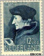 Nederland NL 286  1936 Bekende personen 12½+3½ cent  Gestempeld