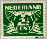 Nederland NL 379  1941 Vliegende Duif 2½ cent  Gestempeld