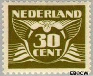Nederland NL 389  1941 Vliegende Duif 30 cent  Gestempeld
