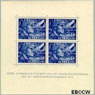 Nederland NL 403B  1942 Voorzieningsfonds Nederlands legioen  cent  Gestempeld