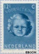 Nederland NL 448  1945 Kinderkopje 12½+5½ cent  Gestempeld