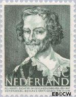 Nederland NL 491  1947 Bekende personen 4+2 cent  Gestempeld