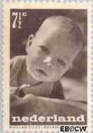 Nederland NL 497  1947 Levensstadia kind 7½+2½ cent  Postfris