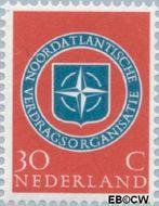 Nederland NL 721  1959 N.A.V.O. 30 cent  Gestempeld