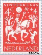 Nederland NL 759  1961 Feesten 4+4 cent  Gestempeld