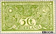 Nederland NL 85  1906 Tuberculosebestrijding 3+3 cent  Gestempeld
