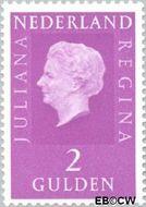 Nederland NL 955b  1981 Koningin Juliana- Type 'Regina' 200 cent  Gestempeld
