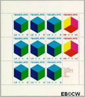 Nederland NL 983  1970 Kubus  cent  Gestempeld