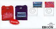 Nederland NL E372  1997 Jongerentrends  cent  FDC zonder adres