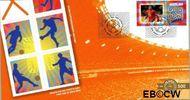 Nederland NL E500  2004 Persoonlijke postzegel  cent  FDC zonder adres