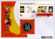 Nederland NL ECU020  1997 Strippostzegels Suske en Wiske  cent  Postfris