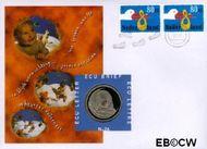 Nederland NL ECU026  1997 Geboorte  cent  Postfris