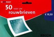 Nederland NL HBa2049  2002 Rouwzegel 39 cent  Postfris