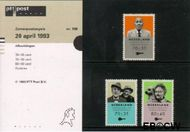 Nederland NL M108  1993 Ouderen  cent  Postfris