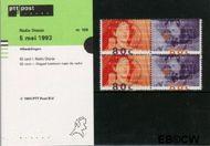 Nederland NL M109  1993 Radio Oranje  cent  Postfris