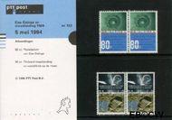Nederland NL M123  1994 Diversen  cent  Postfris