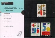 Nederland NL M137  1995 Jubilea  cent  Postfris