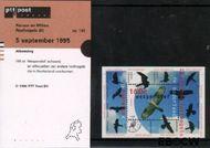 Nederland NL M141  1995 Roofvogels  cent  Postfris
