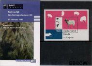 Nederland NL M166  1997 Natuurlijk Landschapsbeheer  cent  Postfris