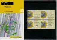 Nederland NL M202  1999 Het kwartje en de Euro  cent  Postfris