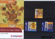 Nederland NL M273  2003 Vincent van Gogh  cent  Postfris