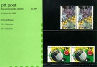 Nederland NL M40  1986 Sport  cent  Postfris
