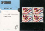 Nederland NL M64  1989 N.A.V.O.  cent  Postfris