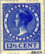Nederland NL R47  1928 Type 'Veth' 12½ cent  Gestempeld