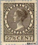 Nederland NL R52  1928 Type 'Veth' 27½ cent  Gestempeld