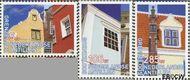 Nederlandse Antillen NA 1844a#1844c  2008 Grenzeloos Nederland  cent  Postfris