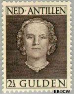 Nederlandse Antillen NA 231  1950 Type 'En Face' 250 cent  Gestempeld